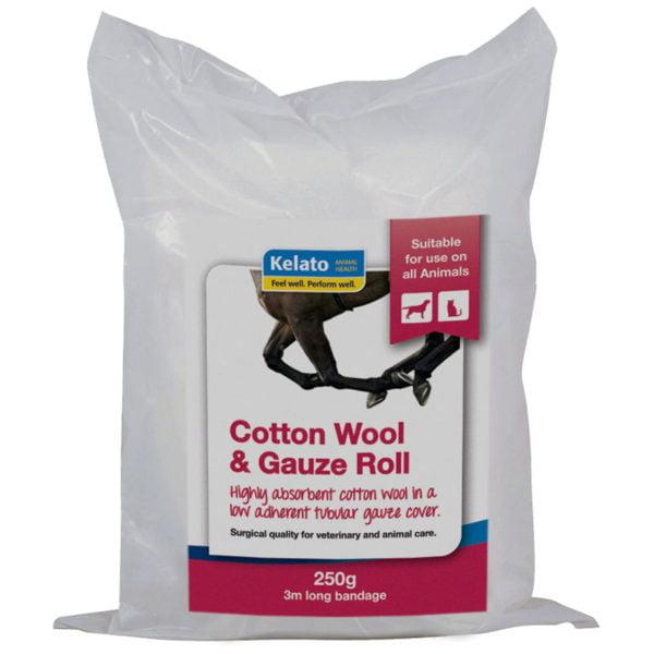 Cotton Wool Gauze