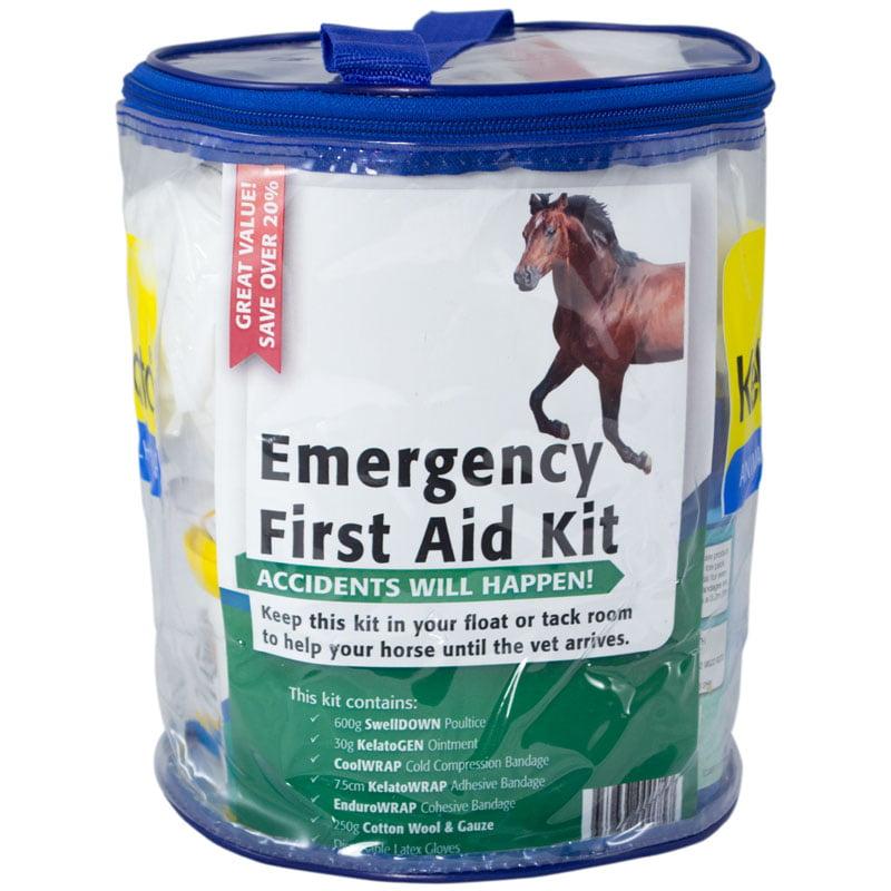 Kelato Emergency First Aid Kit
