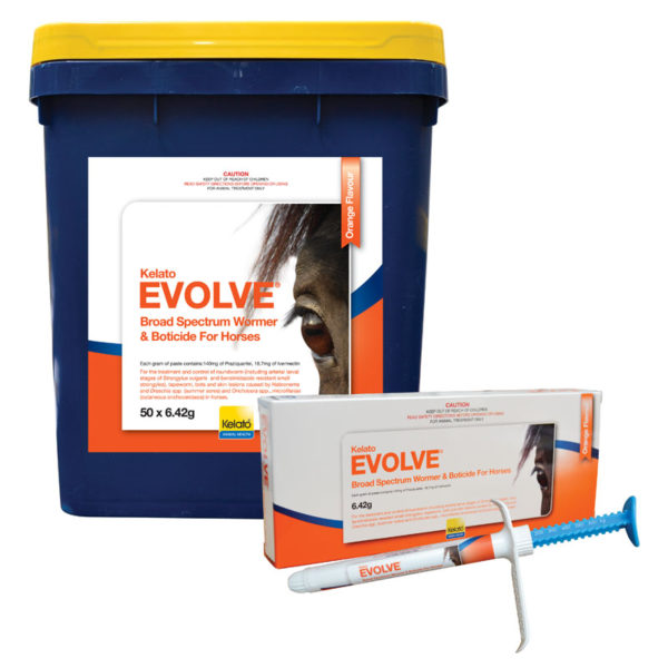 Evolve Broad Spectrum Wormer
