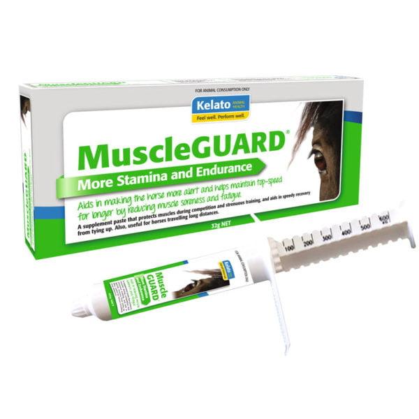 MuscleGUARD
